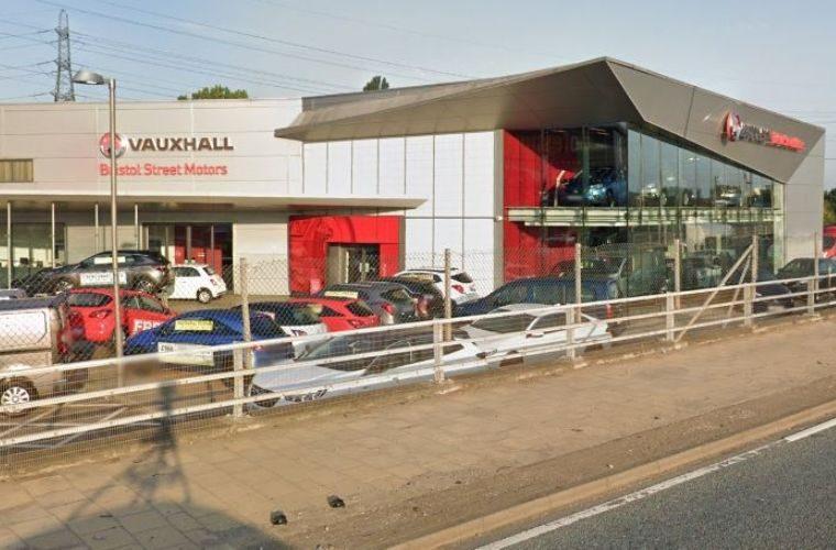 Vauxhall dealership found to be 'unlawfully' using green belt land