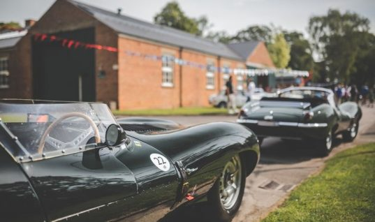 Bicester Heritage to host classic car 'drive in weekend'
