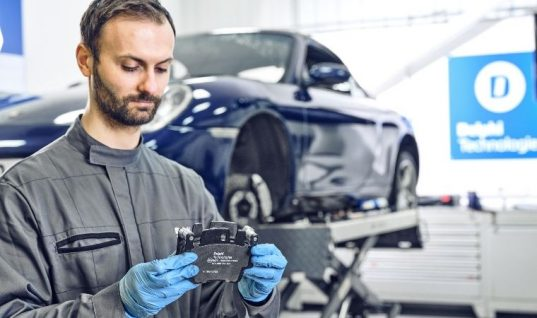Delphi highlights 2020 first-to-market brake pad achievements