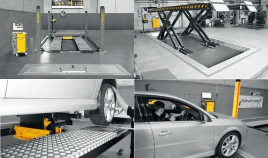 Crypton MOT bays available at Hickleys