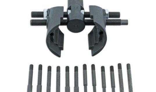 New HGV wheel bearing lock nut tool from Laser Tools