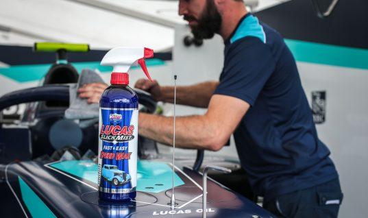 Lucas Oil car care range