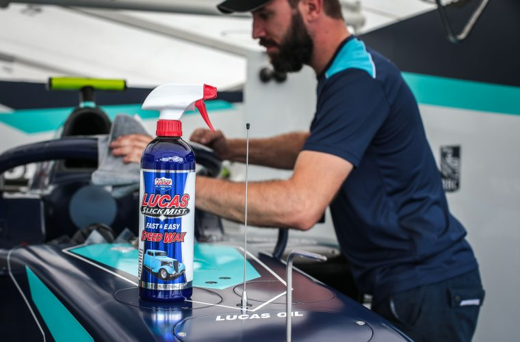 Lucas Oil car care range