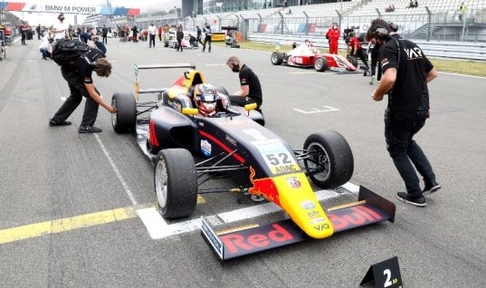Lucas Oil gets ADAC Formel 4 Podium Place