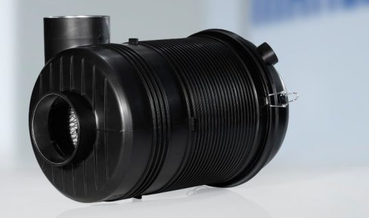 MAHLE develops new modular fuel cell air filter