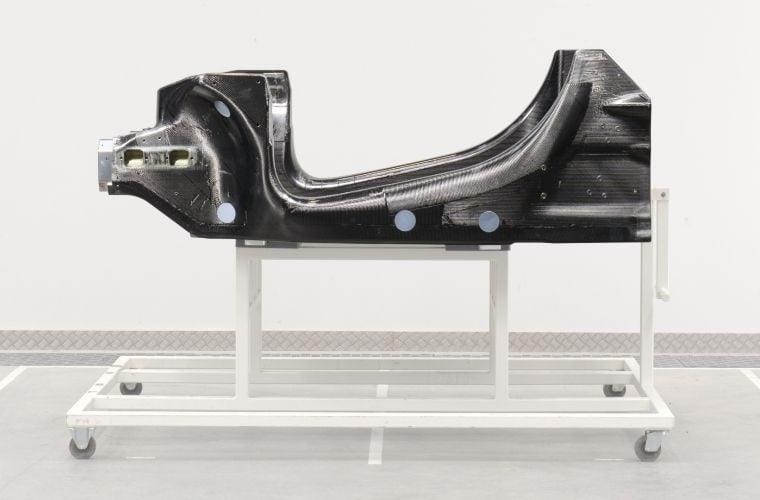 McLaren unveils all-new lightweight vehicle architecture