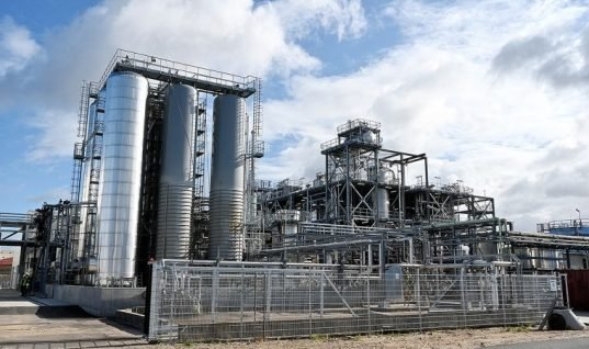 Slicker transforms first UK waste oil in green investment