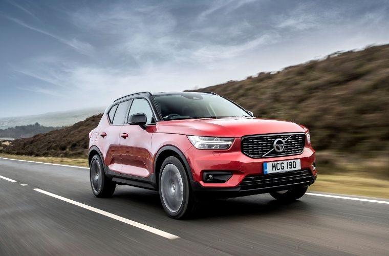 Volvo ends sales of diesel-powered XC40