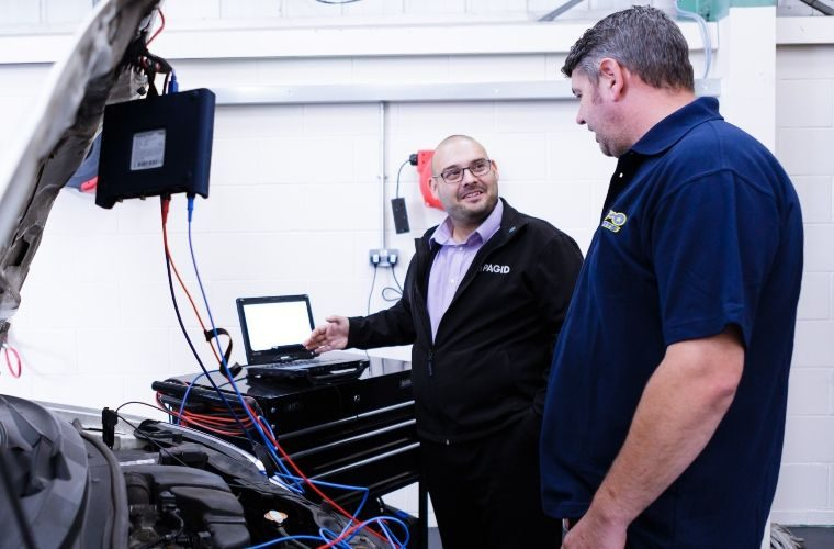 New LKQ Euro Car Parts campaign to help garages sell added value servicing
