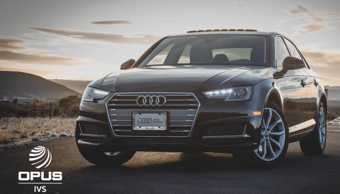 OPUS IVS Delivers Diagnostic Support for an Audi A4 via IVS 360
