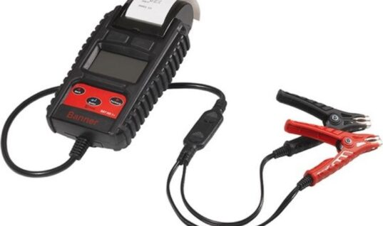 Banner Batteries launches latest generation battery tester