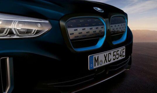 BMW announces iX3 specification for UK