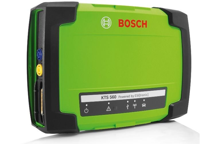 Free Bosch KTS560 when you buy Bosch ESi five-year MasterPack from LKQ Euro Car Parts