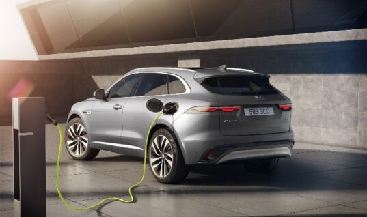 Updated Jaguar F-Pace details released