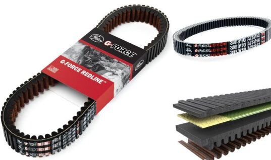 Gates launches new off-road belt range