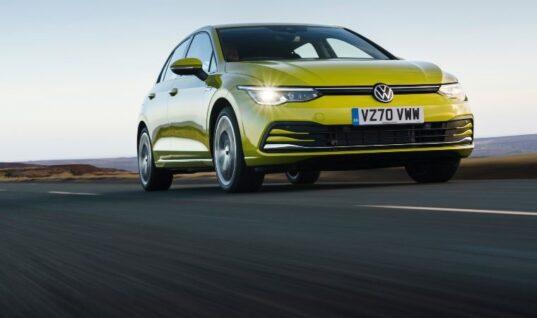Volkswagen confirm update for Golf 8 software glitch