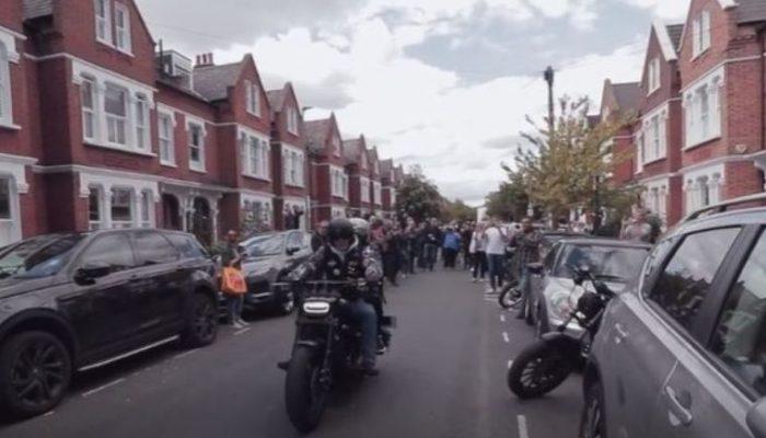 Watch: Terminally ill 83-year-old fulfils Harley-Davidson bucket list wish