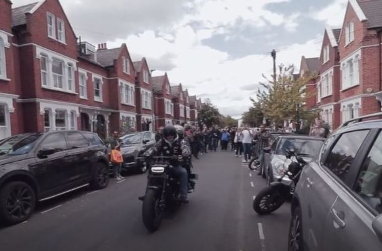 Watch: Terminally ill 83-year-old fulfils Harley-Davidson bucket list wish