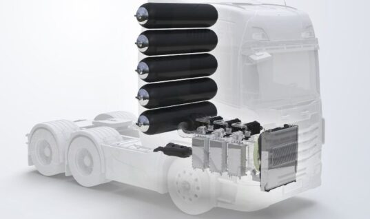 MAHLE set to develop commercial vehicle fuel cell with Ballard