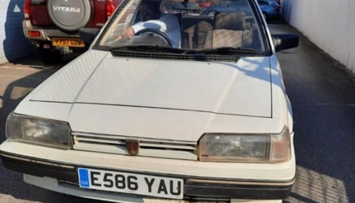 Mazda dealer saves Rover 216 from scrappage scheme slaughter