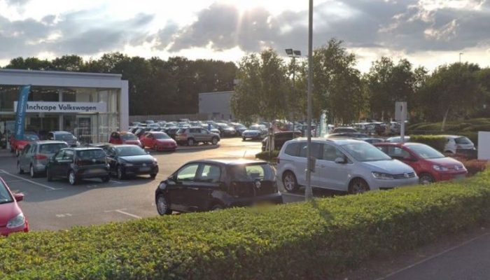 Thief jailed for stripping VW Golf GTI while parked on dealership forecourt