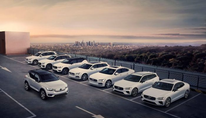 Volvo launches UK subscription car service