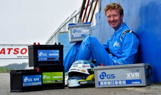 Triple British Touring Car champion Gordon Shedden named GS Yuasa ambassador