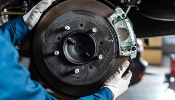 Comline explains brake disc 'crazing'