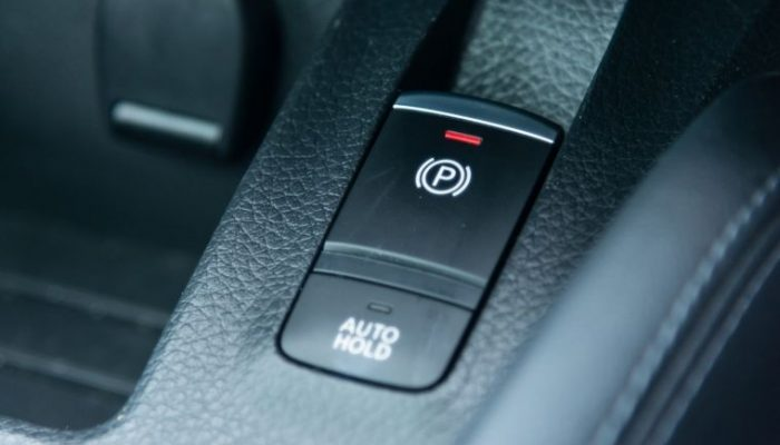 Less than a quarter of new cars still have a manual handbrake, research finds