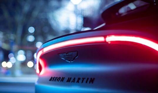 Mercedes to take 20 per cent stake in Aston Martin