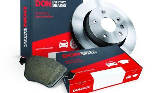 ASAP motor factor to stock Don brake brand