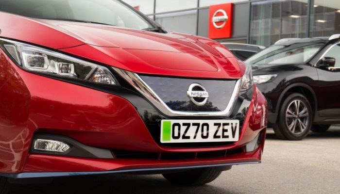 New green EV number plates not registering with drivers, poll shows