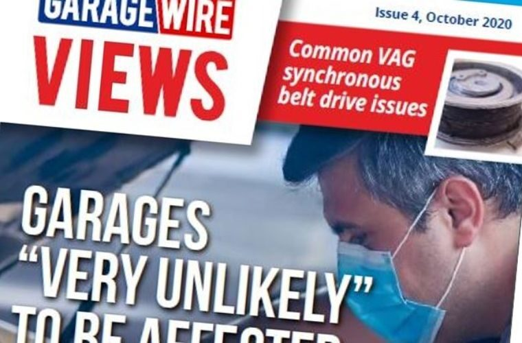 Track and trace advice leads latest GW Views issue