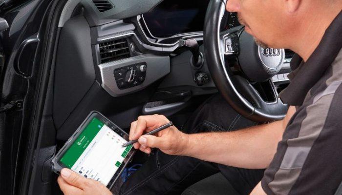 Hella Gutmann Solutions' mega macs diagnostics made available as Android app