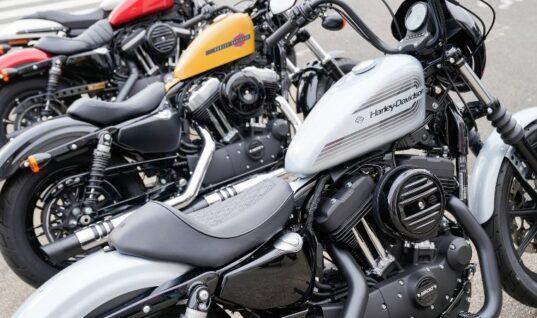 Harley Davidson tech handed £60k compo after collision on customer's bike