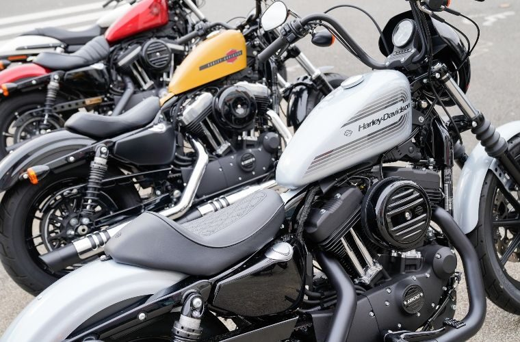 Harley Davidson tech handed £60k compo after collision on customer's bike
