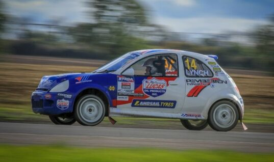Lucas Oil Ford Ka heads for glory