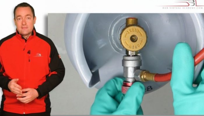 Our Virtual Academy releases 'transferring refrigerant' training