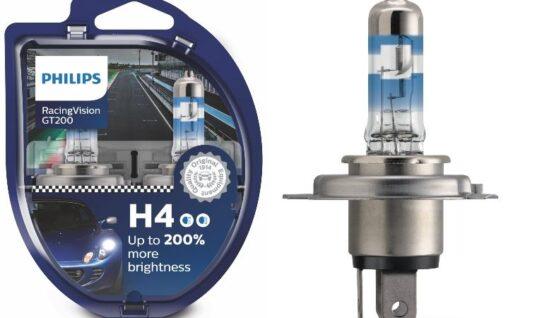 Philips launches next-generation RacingVision halogen
