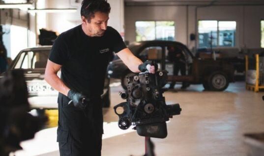 Peugeot opens classic restoration service