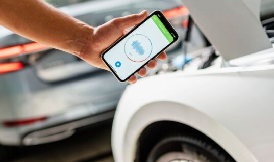 Skoda develops smart phone diagnostic app which detects faults from sound recording