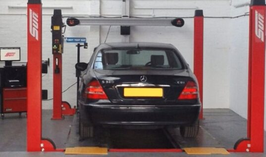 Why wheel-alignment is an easy win to boost workshop revenue