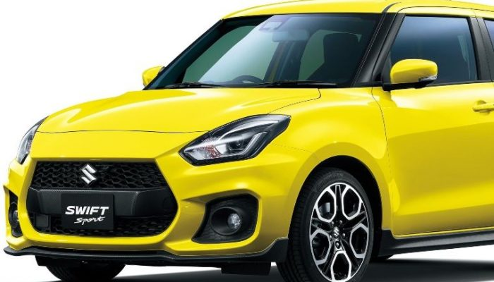 New Suzuki Swift and Swift Sport gets 24 GHz radar sensor tech