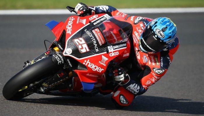 Yuasa powers Josh Brookes and Ducati to British Superbikes championship victory