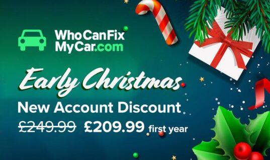 Discounted WhoCanFixMyCar.com garage sign up
