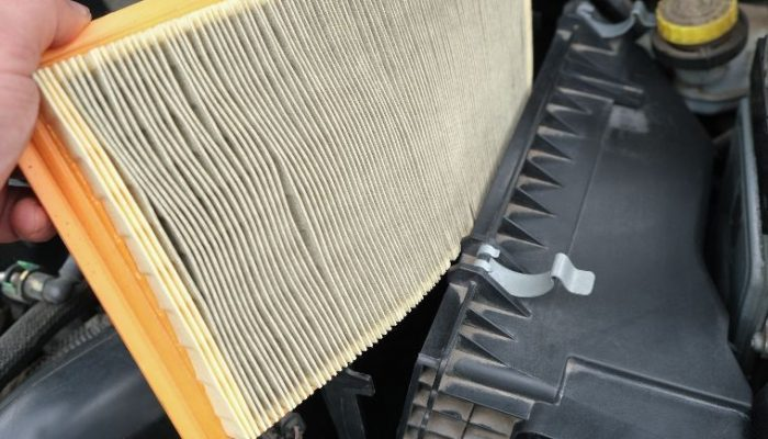 Garages warned against cleaning air filters