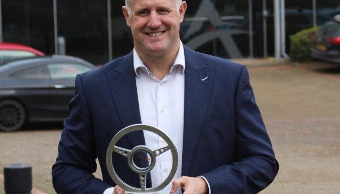 Autotech Recruit wins top Motor Trader Industry accolade