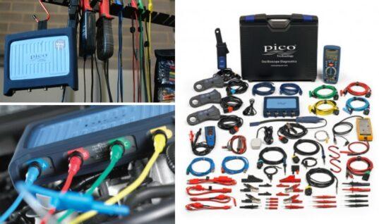 Pico Automotive releases new PicoScope diagnostics kit for electric vehicles