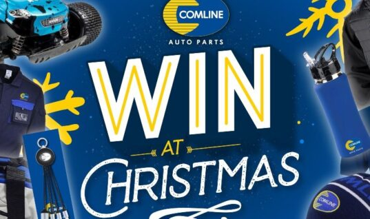 Comline launches Christmas giveaway