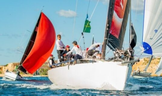 DENSO backs class winner at Rolex Middle Sea Race